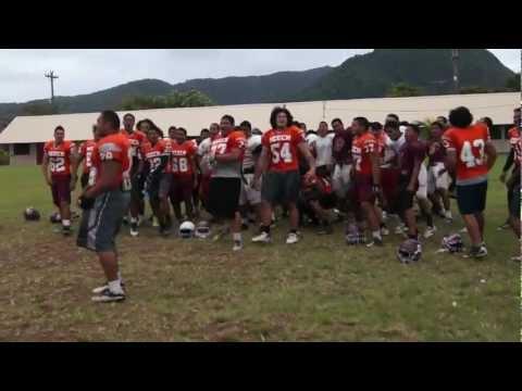 American Samoa - Haka - Tafuna High School