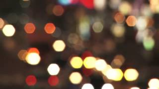Free Stock Video Footage - Bokeh Lights, Small, Traffic, Blurry Effect