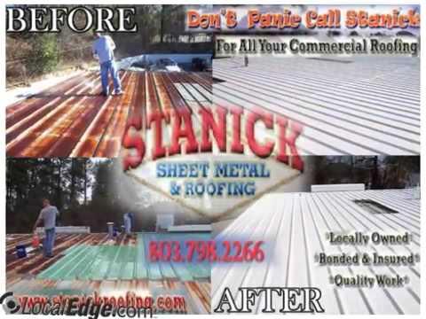 Stanick Sheet Metal U0026 Roofing Inc Columbia SC