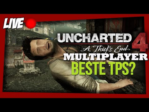 BESTE THIRD PERSON SHOOTER? (Uncharted 4 Multiplayer)