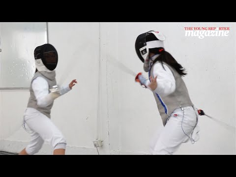 Hong Kong charity makes fencing affordable for underprivileged children