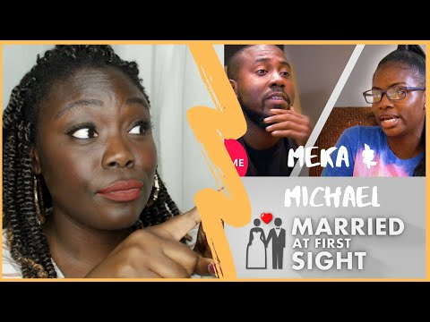 Married At First Sight | S10 Couple Review | Meka & Michael
