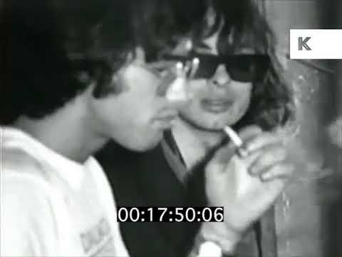 1970s CBGB, New York City Punk Audience