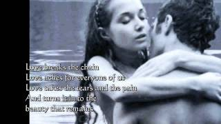 Vanessa Williams & Brian Mcknight - Love Is with lyrics