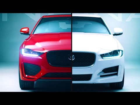 2019 Jaguar XE – NEW vs OLD Jaguar XE