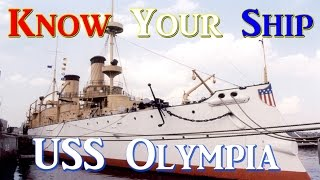 World of Warships - Know Your Ship #31 - USS Olympia [Fixed Audio]
