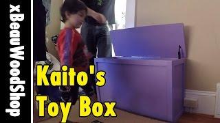 Kaito's Toy Box - xBeauWoodShop