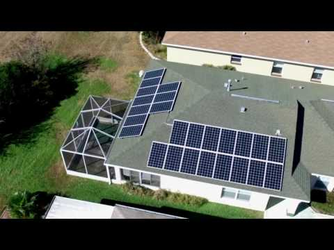 Sunshine Solar Group - 7.5KW Solar Electric System