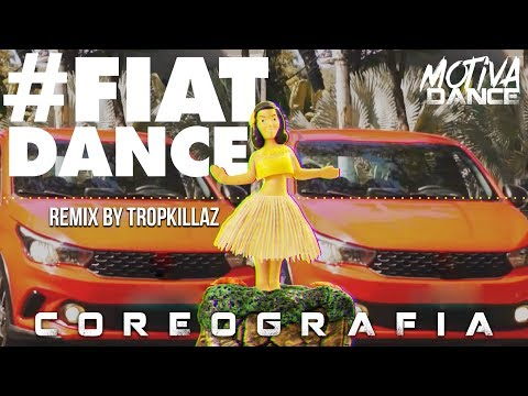 FIAT DANCE - Shake Shake by Quiet City - Remix by Tropkillaz  Motiva Dance Coreografia