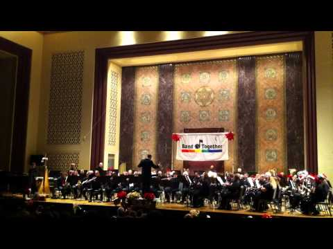 Band Together performs: Selections from the Nutcracker, Arrangement R Longfield
