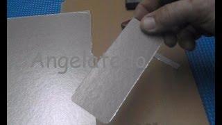 Reparación de microondas  Placa de mica