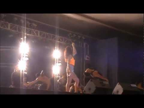 Agnes Monica 'Hide and Seek' at Phinisi Ballroom Clarion Mks,28.12.12