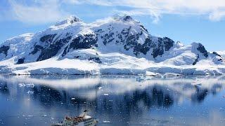 Антарктика Огонь и лед Документальный фильм