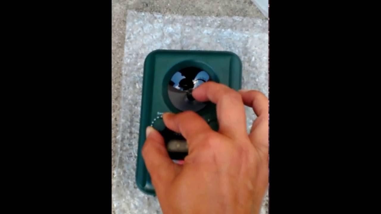 Solar Animal Repeller Review Youtube Powered Scarer