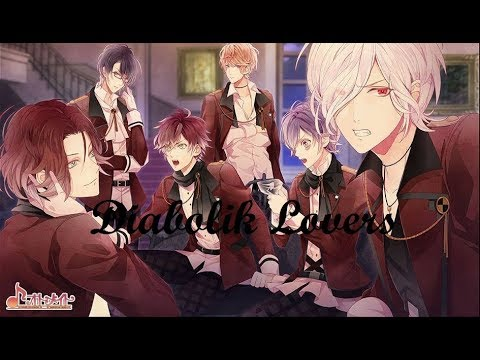 Diabolik Lovers Episode 7 Saison 1
