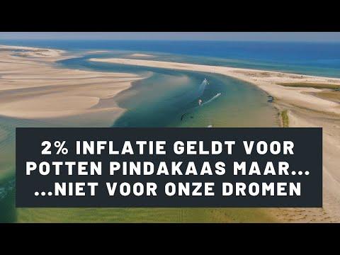 Bereid je financieel voor op 10-20% inflatie om je dromen waar te maken – Met Bert Slagter
