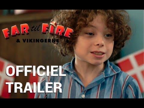 Far Til Fire - Og Vikingerne | Hovedtrailer
