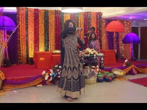 Bole Chudiyan | Kabhi Khushi Kabhie Gham | Best Holud Dance Ever | BD Gaye holud Group Dance