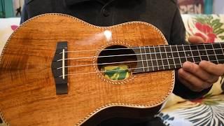 NEW/Big Island KR-TRG TENOR @ukuleleshoptantan