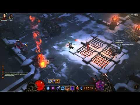 Archon farming with storm armor scramble