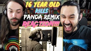 Video 16 YEAR OLD KILLS PANDA REMIX 🔥🐼🔥 - REACTION & THOUGHTS!!! download MP3, 3GP, MP4, WEBM, AVI, FLV Agustus 2018