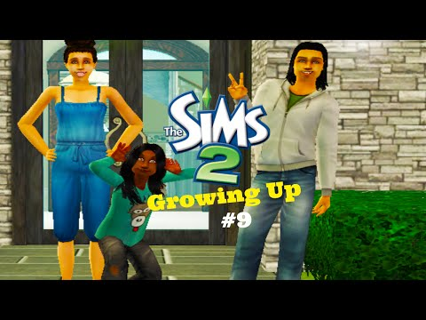 The Sims 2| Leyva of Love|Part 9 Growing Up!