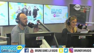 Les réponses improbables de l'e´quipe (15/09/2017) - Bruno dans la Radio