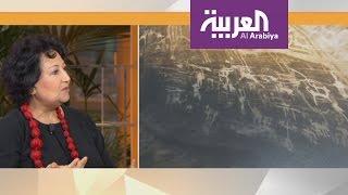 صباح العربية : المرأة في النقوشات الصخرية ما قبل التاريخ في السعودية بعدسة مصورة سعودية