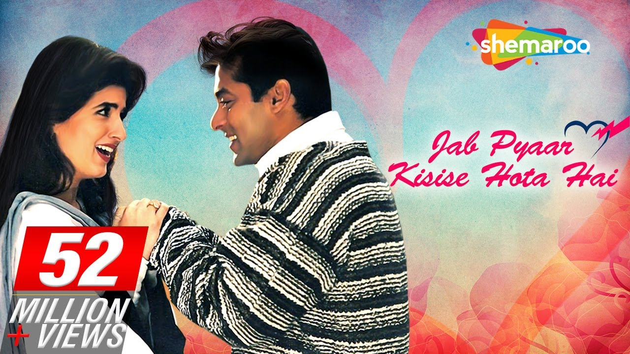 Jab Pyaar Kisisi Hota Hai {HD} – Salman Khan – Twinkle Khanna – Johnny Lever- (With Eng Subtitles)