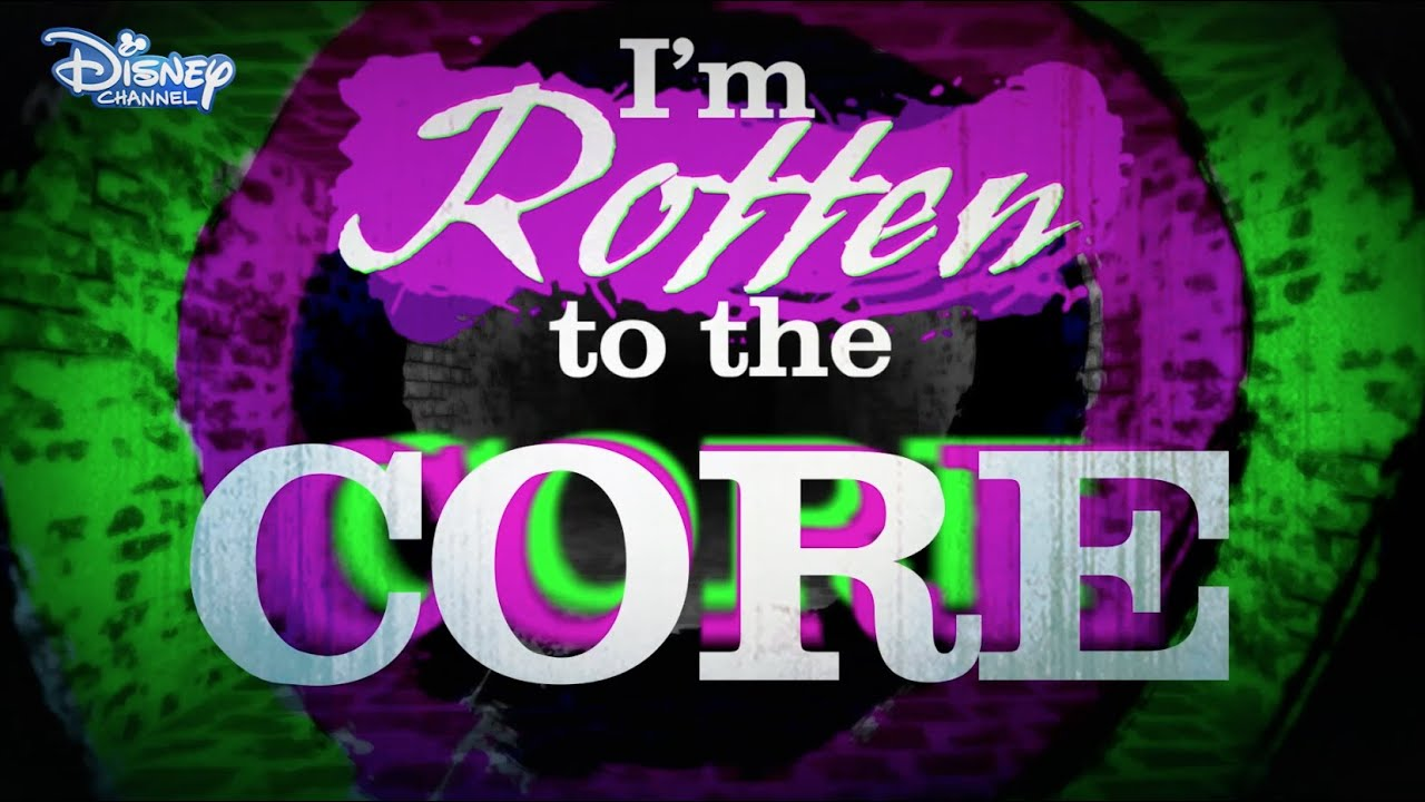 Disney Descendants   Rotten To The Core Lyric Video   Official Disney  Channel UK HD   YouTube