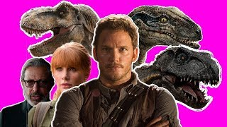 ¡¡UPDATED!!JURASSIC WORLD 2 THE MUSICAL - Parody Song(Version Realistic)