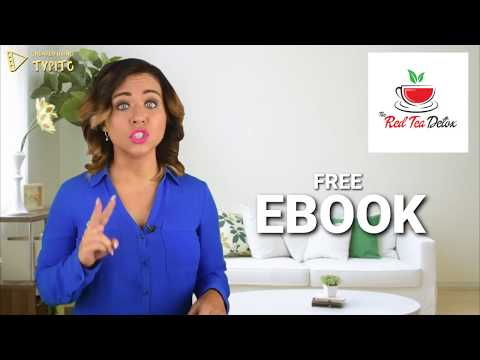 How to Lose Weight Fast For Women – Red Tea Detox Slimming Tea How to Lose Weight Fast for Women