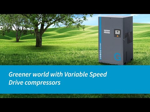 Why Variable Speed  Drive compressors?