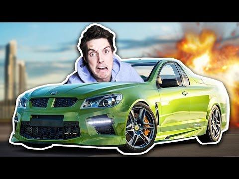 AUSTRALIA SIMULATOR! (Forza Horizon 3) thumbnail