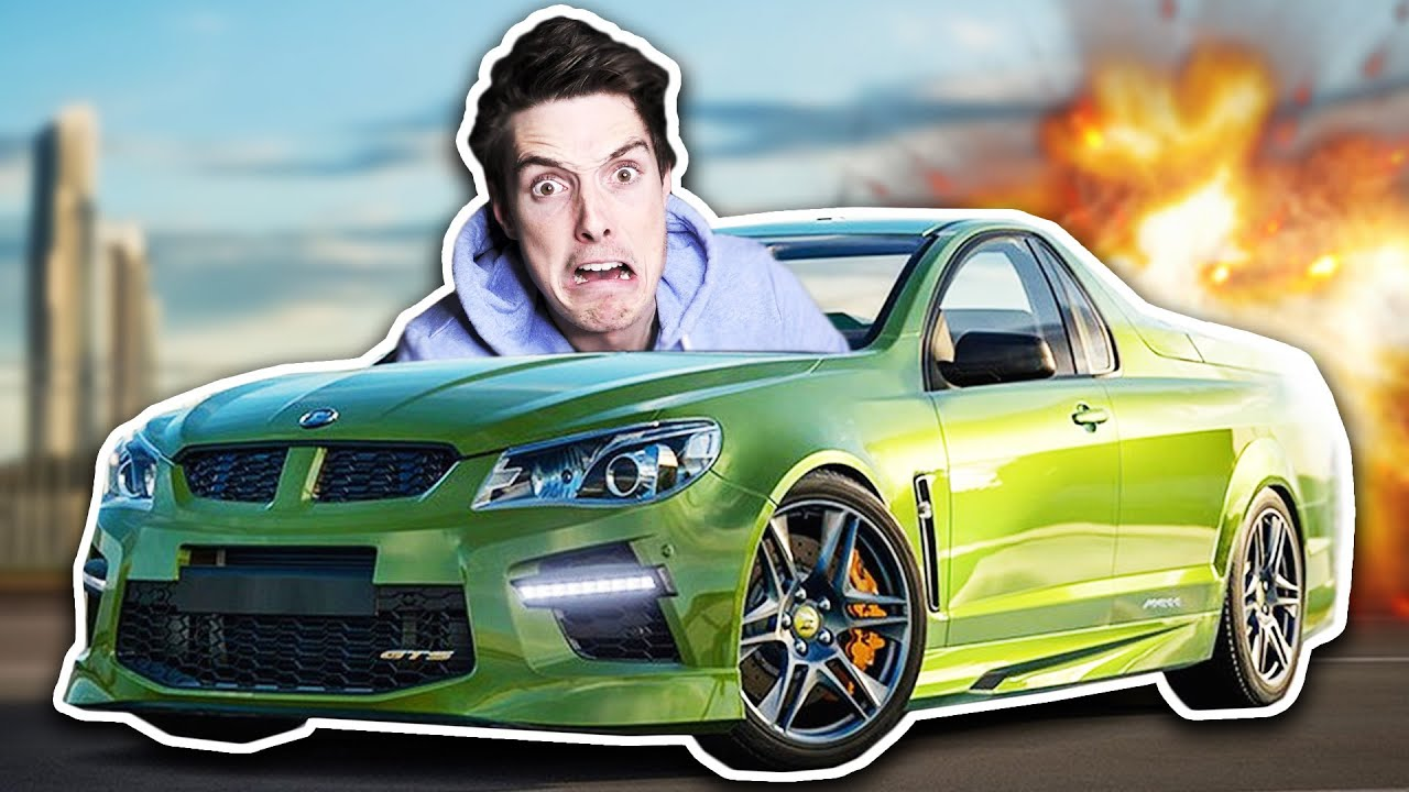 Download AUSTRALIA SIMULATOR! (Forza Horizon 3)