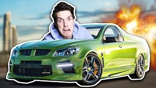 AUSTRALIA SIMULATOR! (Forza Horizon 3)