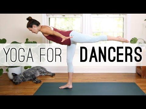 Yoga For Dancers  |  Yoga Claas With Adriene