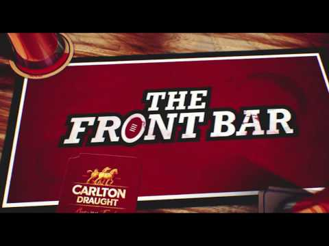 Friday Front Bar | 6 Best Chinese AFL Stars & Tony Lockett's Weight Loss | Carlton Draught