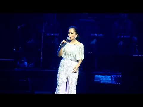Sheila Majid Singapore Arts Theatre 2018