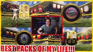 FIFA 17: OMFG BALE + 5x BEAST WALKOUTS! (DEUTSCH) - ULTIMATE TEAM - BEST PACK OPENING OF MY LIFE!