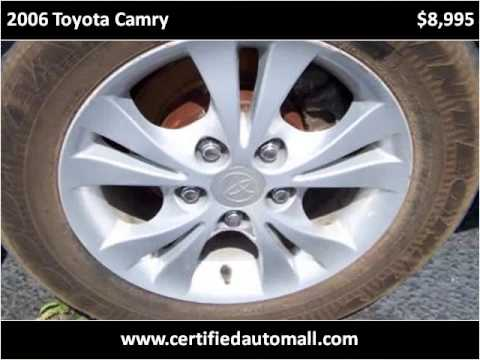 2006 toyota camry used cars howell north new jersey nj youtube. Black Bedroom Furniture Sets. Home Design Ideas