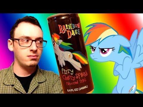 I'll Drink Rainbow Dash Cherry Splash