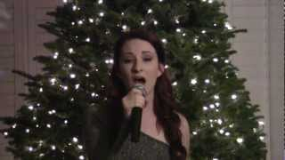 O Holy Night cover Carrie Underwood by Jessica Kelly