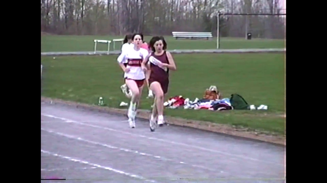 NCCS - Saranac Lake Girls Track  5-1-90
