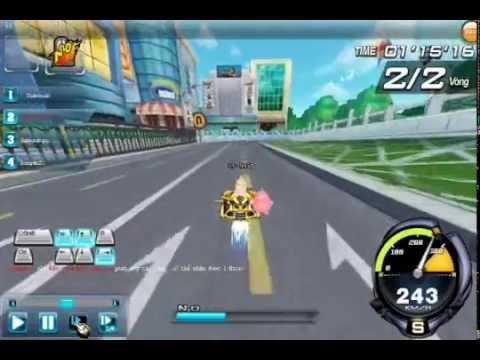Zing Speed Thành Phố Xanh 2