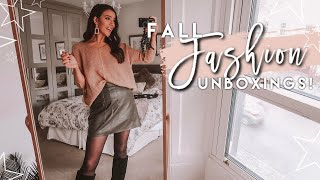 Fall 2019 Fashion Unboxings, Breakfast Ideas &amp Updates!  Daily Vlog