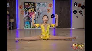 Остроухова Диана 8 лет - Dance Star Festival - 12. 19 марта 2017г.