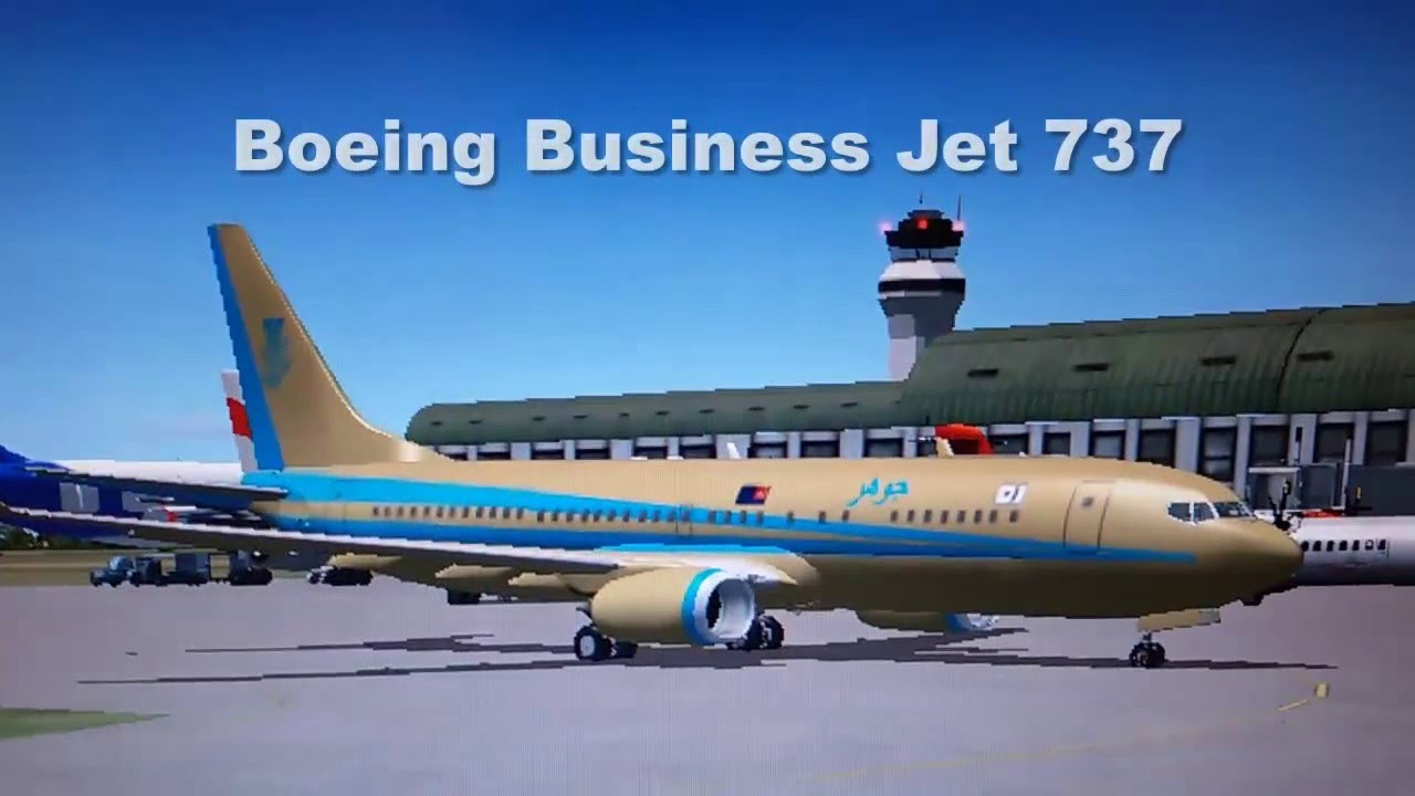 Sultan Of Johor New Private Jet Flight Simulation  YouTube