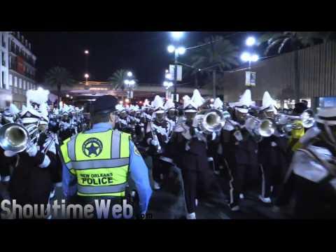 Texas Southern TXSU Marching Band - 2017 Mardi Gras Parade