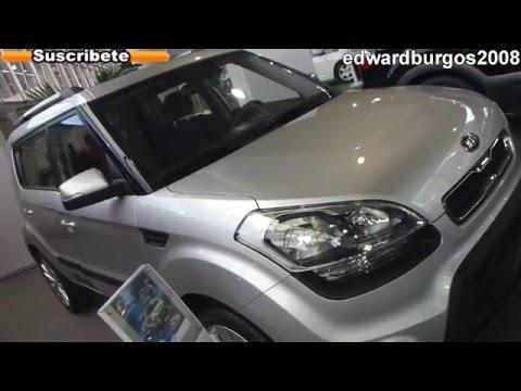 kia soul 2013 colombia video de carros auto show medellin 2012 FULL HD